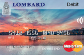 Lombard Bank Debit Cards